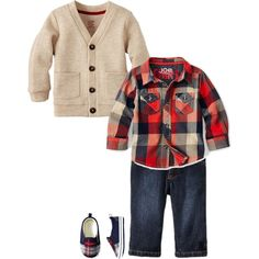 """little man"" by violaisme on Polyvore"