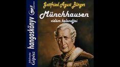 Gottfried Agust Bürger - Münchhausen vidám kalandjai Youtube, Movies, Movie Posters, Films, Film Poster, Cinema, Movie, Film, Movie Quotes