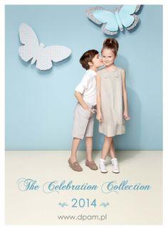 Kolekcja Celebration, to limitowana linia eleganckich ubranek na  specjalne okazje i święta. Od dzisiaj dostępna w DPAM, zapraszamy! #GaleriaMokotow #galmok #DPAM #fashion #children's #clothes #spring #collection #new #kids #2014 #mokotow