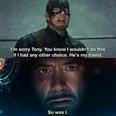 SPOILER ALERT: He almost kills Tony, Nat is now a fugitive for helping Cap, Bucky got his arm torn off... Shall I continue?