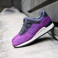 Asics Gel-Lyte III: Purple