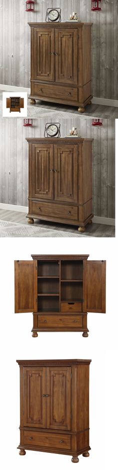 Armoires and Wardrobes  Wardrobe Armoire Closet Wood