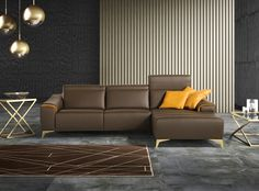 Scarica il catalogo e richiedi prezzi di Suzette | divano componibile By egoitaliano, divano componibile con chaise longue