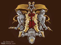 Browncoats Misbehave T-Shirt - https://teecraze.com/browncoats-misbehave-t-shirt/ -  Designed by TrulyEpic    #TCRZ #Firefly
