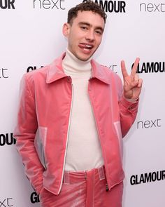 June Glamour's Women Of The Year Award Ceremony Olly Alexander, Alexander The Great, Polo Neck, Sabrina Carpenter, My Man, Pretty Boys, Cute Guys, Cool Bands, Beautiful People
