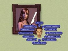 Mod The Sims - Prop attachment hack for Movie Making or Story Telling (not really a pose boc but still useful in that capacity)