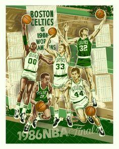 Boston Celtics   1986 NBA Finals