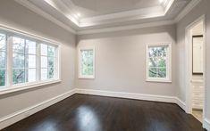 dark expresso wood floors