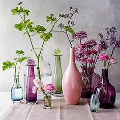 Nude Ladies Czech Republic Art Glass Vase H21.5cm Special Buy