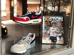 new products 724e3 3540b Art for your Feet Sneaker Museum Pop Up Boston Art Themes, Air Max Sneakers,