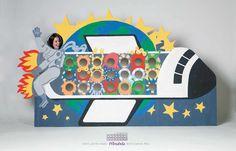 Primabela Birth Control Pills: Astronaut