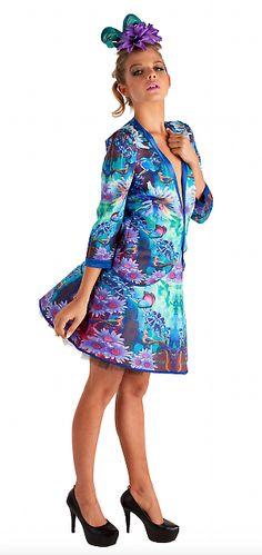 Flared Peacock Skirt | Mackenzie mode Peacock Skirt, High Neck Dress, Skirts, Dresses, Fashion, Vestidos, Moda, Gowns, Skirt