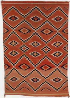 Navajo - Man's Blanket