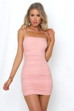 Favourite things dress hot pink - dresses hello molly usa