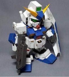 Mobile Suit Pilot: SD RX 78 NT 1 Alex