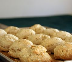 MIH Recipe Blog: Light and Fluffy Biscuits {Gluten Free}