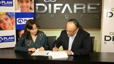 Plan internacional y DIFARE promueven los derechos de la niñez