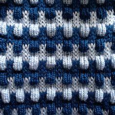 Knit Swatches by Ellen van den Andel Day 32