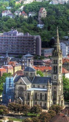 Stuttgart, Baden-Wurttemberg, Germany