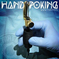 Hand Poking