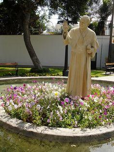 Juan Pablo II Park - Lima, peru