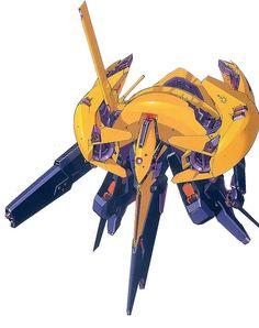 RX-124 Gundam TR-6 [Kehaar II] by Fujioka Kenki