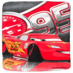 Disney - Cars Cars Fleece Blanket. Check it out!