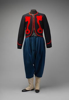 Worn by Pvt. Jediah K. Burnham, who joined the Keystone Zouaves, Company A of the 76th Regiment, Pennsylvania Volunteer Infantry in 1863.