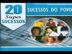 Sucessos do Povo - 20 Super Sucessos Vol 1 - CD Completo