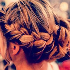 Prom hairstyle idea? :)