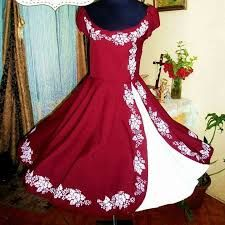 Resultado de imagen para traje de huasa elegante Dance Dresses, Girls Dresses, Formal Dresses, Clogs Outfit, African Children, Ladylike Style, Fashion Outfits, Womens Fashion, Fashion Trends