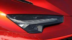 Lamborghini Urus Twin Turbo V8 engine Lamp