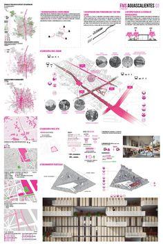 Propuesta finalista / Equipo C-FIVS-087 Concept Board Architecture, Site Analysis Architecture, Architecture Presentation Board, Architecture Visualization, Urban Architecture, Architecture Portfolio, Urban Design Concept, Urban Design Diagram, Urban Design Plan
