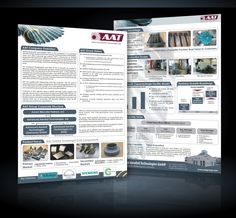Flyer design for AAT.