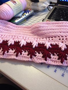 Leaf or Spiked Cluster Stitch ~