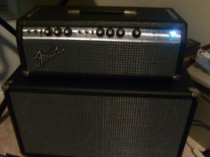 My old Fender Bassman 50