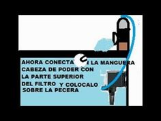 COMO HACER FILTRO DE CASCADA FACIL Y BARATO - YouTube