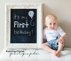 Hudson turns 1 Just look at that pose and delightful expression, he is simply too adorable for words. Colour Photography in your own home BRISBANE http://www.katrinachrist.com.au/portrait-photo-gallery/Lifestyle-Collection/baby-photographers