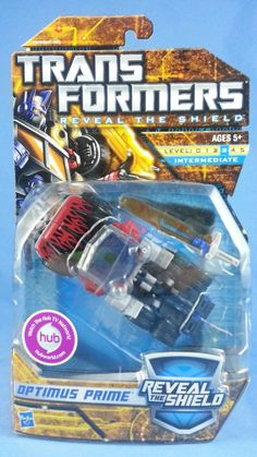 Transformers G2 OPTIMUS PRIME Reveal The Shield RTS 2011 Deluxe MOSC
