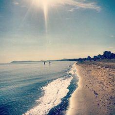 #Rimini sea - Instagram by paminsta