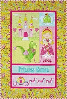 Amy Bradley Designs Princess Quilt Pattern : Best Sellers : Amy Bradley Designs LC