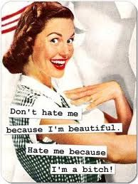 this made me think of you haha love you Funny Women Quotes, Woman Quotes, Retro Humor, Vintage Humor, Retro Funny, Haha, Look At You, Just For Laughs, Laugh Out Loud