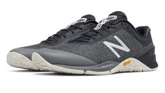 new arrival fc2ba 11f76 New Balance Minimus 40 Trainer - Black With Hi-Lite   White 7.5 Standard