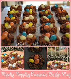 no bake nests