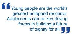 Former UN Secretary-General Ban Ki-Moon  Sustainability—engaging future generations now