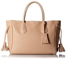 Longchamp Womens Pénélope Medium Tote Bag