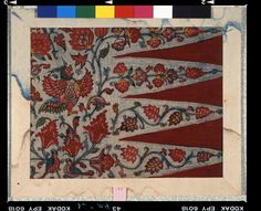 C0102514 彦根更紗 - 東京国立博物館 画像検索