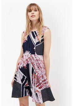 Samba Avenue Floral Dress