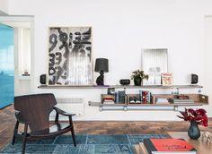 Apartamento tem planta mutante que isola ou integra ambientes - Casa