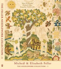 The Feller Needlework Collection 1.  Beautiful book. Vol 2 coming soon. Can't wait.